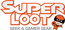 Super Loot UK Monthly Geek and Gamer Gear